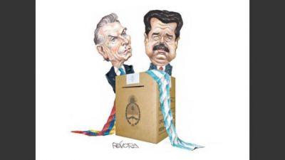 Dos nuevos hilos invisibles atan a Macri con su archienemigo Maduro
