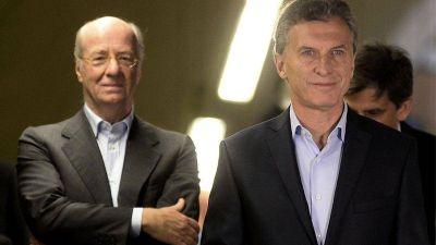 Logra Macri un acuerdo para exportarlea acero a la Unión Europea y le hace un guiño a Paolo Rocc
