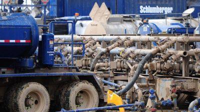 Fracking. Sube la demanda química