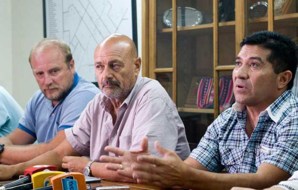 Pico: Daratha pasó a Residuos Sólidos y Sotelo asumió en el área de Prevención