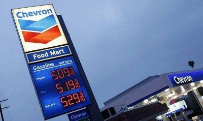 Chevron logra un beneficio de casi 13.000 millones en 2018, un 8% más