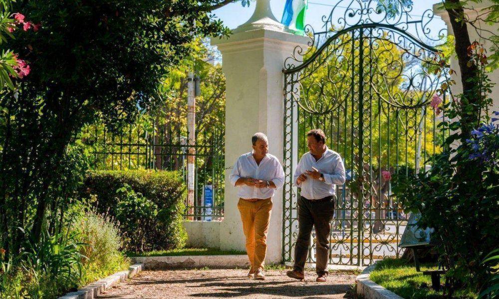 Fórmulas confirmadas: Soria va con Odarda y Weretilneck con una ministra