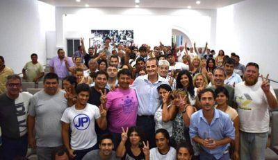 """Guillermo Escudero aseguró que en La Plata los candidatos del peronismo """"no serán puestos a dedo"""""""