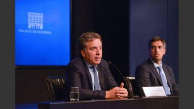 Dujovne afirmó que la inflación de 2019 será