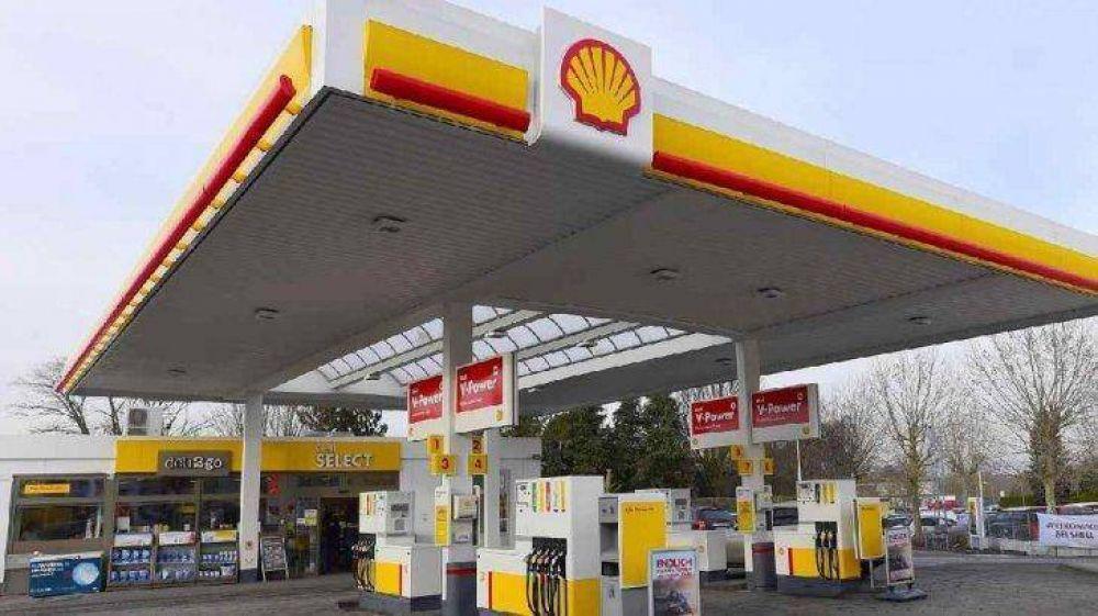 Shell aumenta este domingo sus combustibles un 2 %