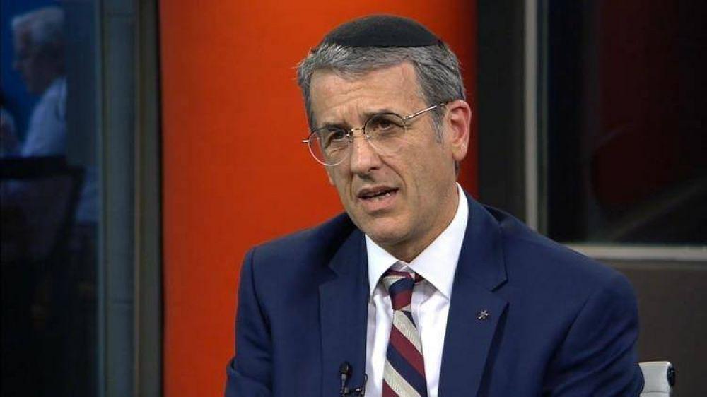 El presidente de la AMIA se retractó del pedido a la DAIA para que desista de la causa contra Cristina Kirchner por el Memorándum con Irán