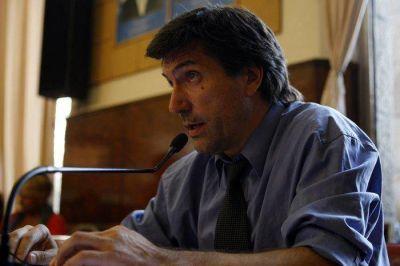 """Mario Rodríguez: """"Seguimos apoyando el reclamo de los docentes municipales"""""""