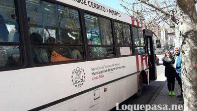 La Comisión de Transporte daría hoy el primer paso para aumentar el boleto