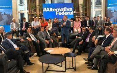 Alternativa Federal abre su año electoral con un encuentro en Mar del Plata