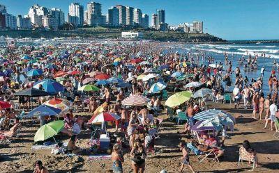 Con 150 mil turistas menos que en 2018, Mar del Plata tuvo 1.200.000 de visitas durante enero