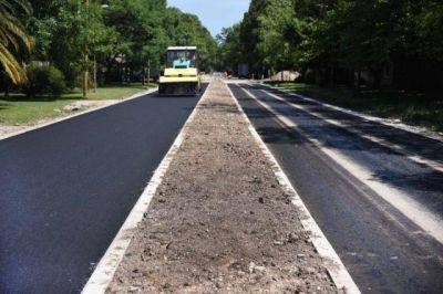 Arranca la obra de pavimentación de Camino Centenario desde calle 51 hasta el distribuidor Ing. Pedro Benoit