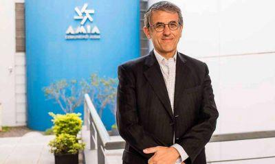El titular de AMIA se aleja tras la polémica por la causa sobre encubrimiento