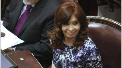 Cristina 'jubilada': la foto que en el Gobierno no quieren ni imaginar
