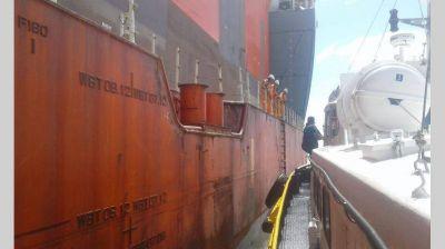 Llegó el barco con el que YPF podrá exportar GNL con el gas de Vaca Muerta