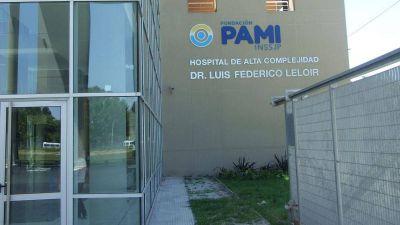 "Hospital Leloir: ""Se inauguró varias veces pero no anda"""