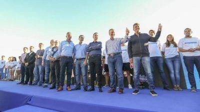 Con Sergio Massa en el centro de la escena, Alternativa Federal puso un pie en Buenos Aires