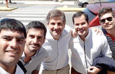 Ariel Ciano confirmó su lanzamiento como candidato a Intendente de General Pueyrredón