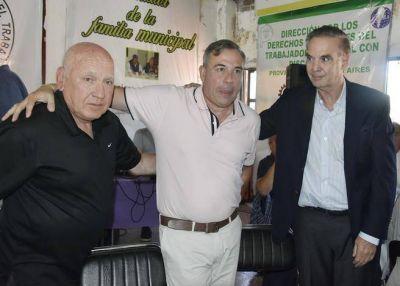 """Pichetto distinguido como """"Visitante Notable"""" y agasajado por los Municipales"""