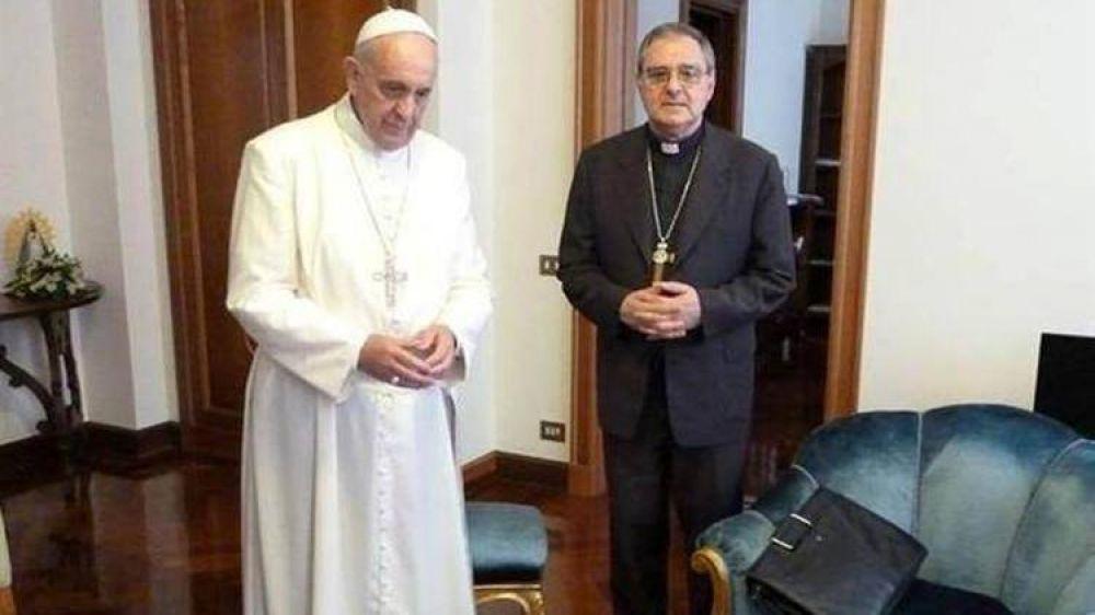 La Iglesia argentina avaló el mensaje del Papa sobre la situación en Venezuela