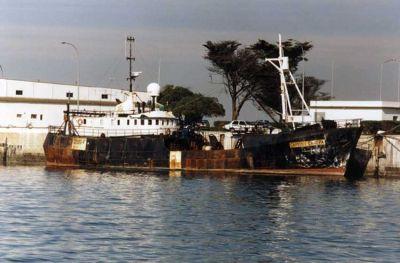 INIDEP: Lobbosco criticó la falta de mantenimiento de embarcaciones