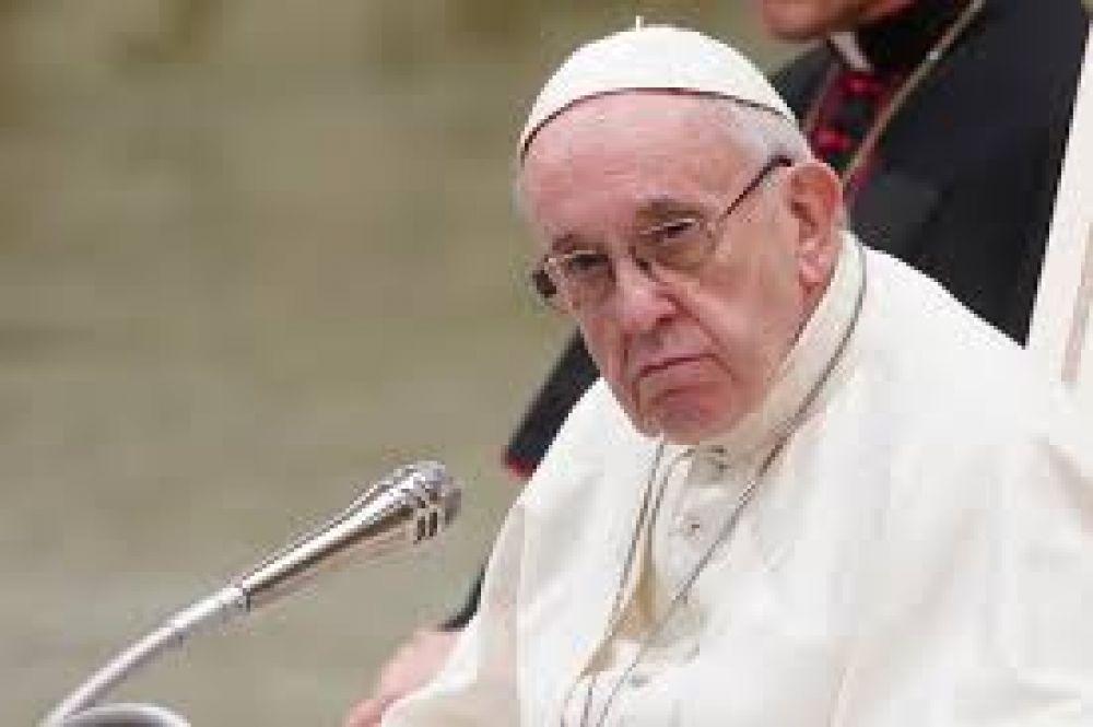 Un historiador explicó el porqué de la postura del Papa sobre la crisis en Venezuela