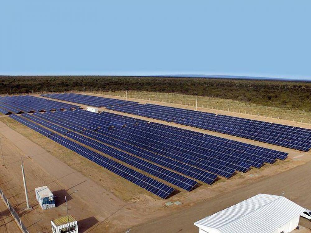 La Rioja inauguró el primer parque solar 100% nacional