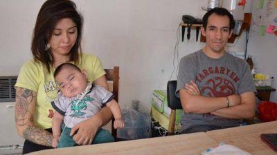 OSUTHGRA y OSECAC ignoran a un niño con displasia pulmonar
