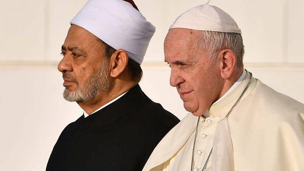 Papa y Gran Imán: histórica Declaración sobre paz, libertad y derechos de las mujeres