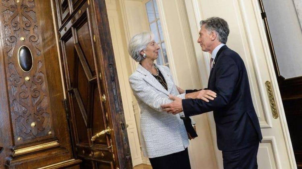 Con dudas sobre el primer semestre, el Gobierno quiere discutir con el FMI cómo llegar al déficit cero en 2019