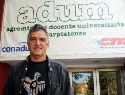 """Universitarios: """"Si la situación no cambia, evaluaremos medidas de fuerza"""""""