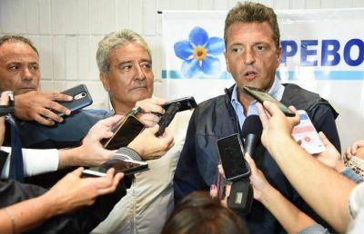 Ledesma inauguró un local de Co.Pe.Bo. en Mar del Plata junto a Sergio Massa