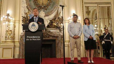 Mauricio Macri flota sobre el desastre económico de Argentina