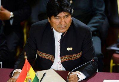 Bolivia: Evo Morales se está quedando sin gas y sin clientes