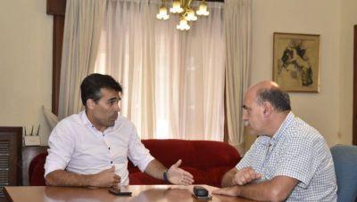 López ya gestiona en los ámbitos pertinentes para evitar el cierre de PAMI Quequén