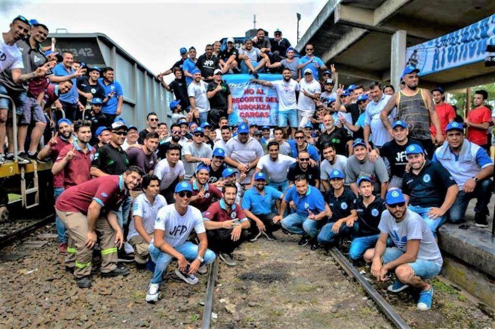 El Tren Fraternal Solidario partió hacia Concordia