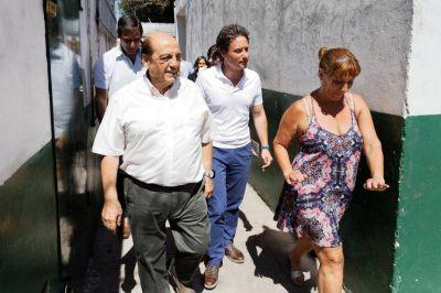 Juan José Mussi acompañó a un ministro en una recorrida y toma fuerza la versión de su candidatura