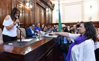 La Plata: Ileana Cid es la nueva presidenta del Concejo y el PJ denunció traición de quien se quedó con la vicepresidencia