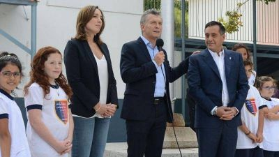 Finocchiaro ya se pone el traje de candidato a intendente de La Matanza