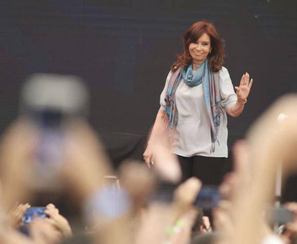 El ascenso de Cristina en las encuestas, la clave de la grieta en el peronismo alternativo