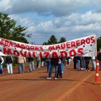 Misiones: 140 trabajadores de maderera Henter piden salvataje