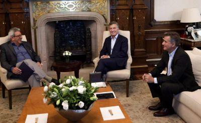 Ayala visitó a Macri y dijo que participará en el armado de políticas públicas rurales