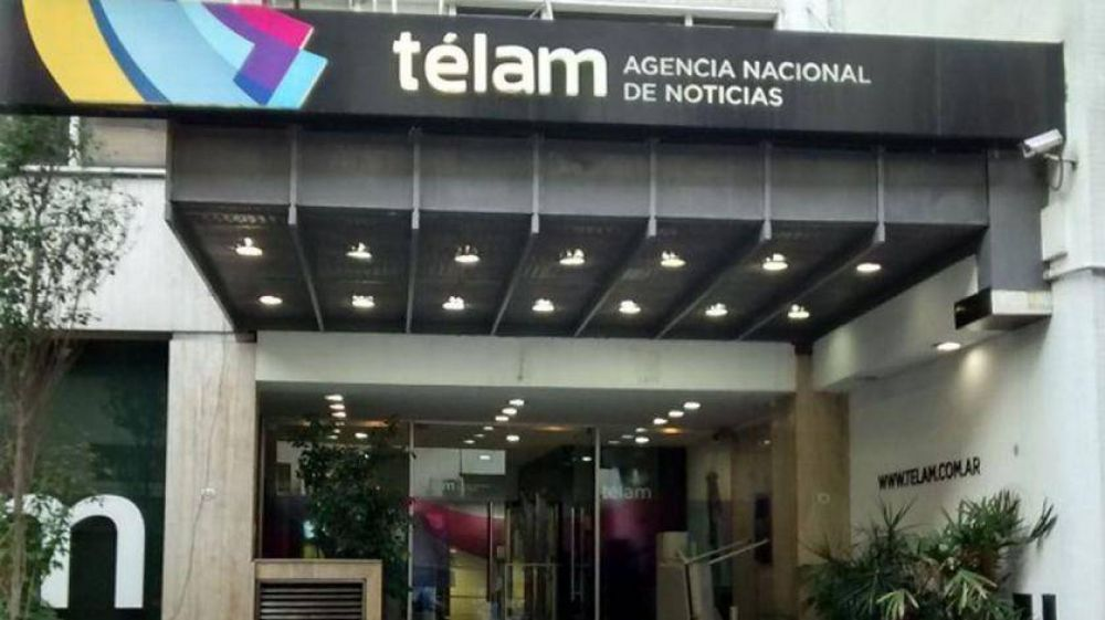 Télam: Los trabajadores de prensa denunciaron el desmantelamiento del servicio de radio