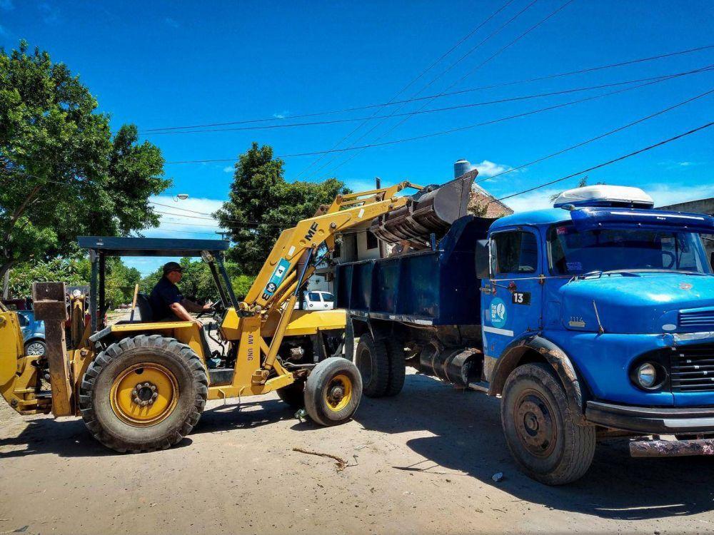 La gestión de residuos no convencionales se realiza de manera diaria y con mayor eficiencia