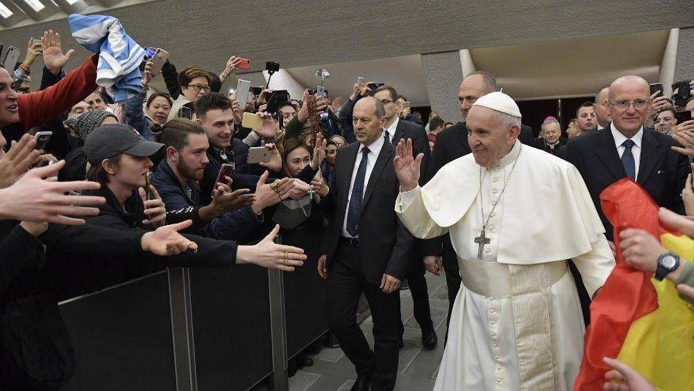 """Catequesis del Papa: """"Nueva página en el diálogo entre cristianismo e islam"""""""