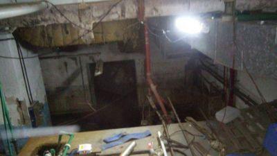 Abandono: Denuncian que la sede central de IOMA se transformó en una trampa mortal