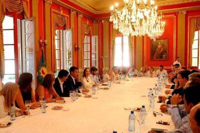 Vidal reunió a sus diputados, habló de la campaña y le preguntaron sobre eliminar las PASO