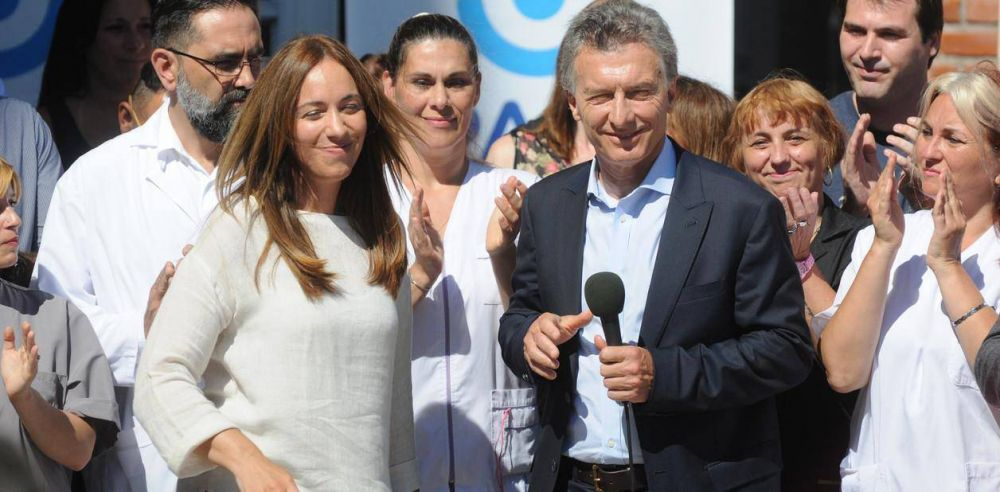 Primera encuesta tras la unificación en Provincia: Macri y Vidal vs. Cristina y Kicillof