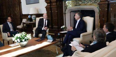 Shell se juntó con Mauricio Macri y confirmó inversiones en Vaca Muerta