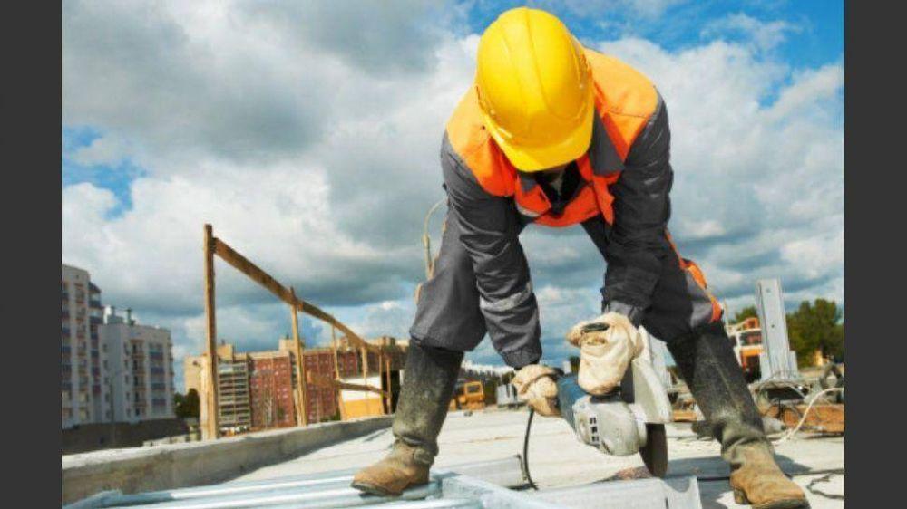 La construcción cayó 20,1% en enero y la actividad productiva del 2019 arrancó fría