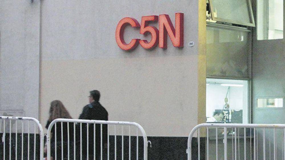 Bloqueo a C5N a pedido de la AFIP